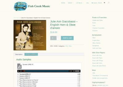 Fish Creek Music